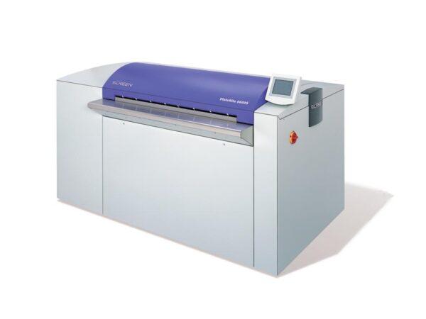 PlateRite 6600